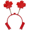 O'Canada Maple Leaf Head Boppers